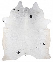 Cowhide - black and white 08