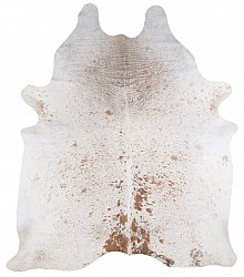 Cowhide - Classic Brown and White 57