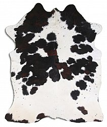 Cowhide - black and white 56