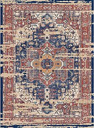 Wilton rug - Darnah (red/multi)