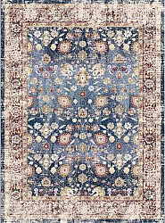 Wilton rug - Bouhjar (dark blue/multi)