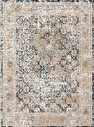 Wilton rug - Douz (black/multi)