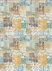 Wilton rug - Carthage (blue/multi)