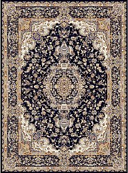 Wilton rug - Vakifli (black/multi)