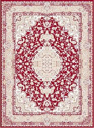 Wilton rug - Vakifli (red/multi)
