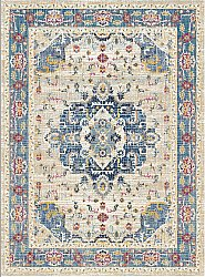 Wilton rug - Siliana (blue)