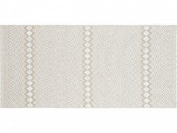 Kitchen rug (plastic) - The Horredmatta Elin (beige)