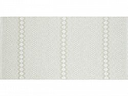 Kitchen rug (plastic) - The Horredmatta Elin (olive)