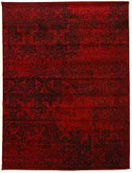 Wilton rug - Giana (red)