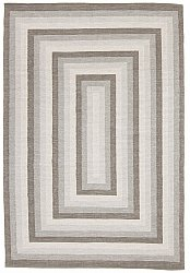 Rug 200 x 300 cm (cotton) - Chania (grey)