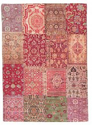 Rug 140 x 200 cm (cotton) - Antique Patch (multi)