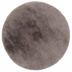 Round rugs - Cloud Super Soft (anthracite)
