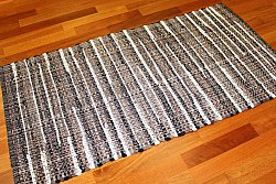 Rag rugs - Home (brown)