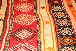Kilim rug Turkish 270 x 162 cm