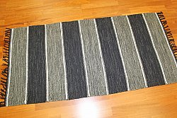 Rag rugs from Stjerna of Sweden - Julia (grey)