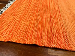 Rag rugs from Strehög of Sweden - Lisa (orange)