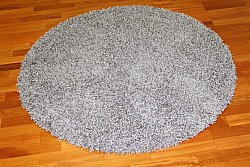 Round rug 80 cm - Fancy (grey)