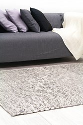 Wool rug - Naxos (grey)
