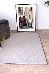 Custom Size Rug (finest wool) - Natura Tweed (grey)