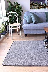 Custom Size Rug (finest wool) - Ambassador (dark grey)