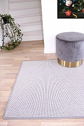 Custom Size Rug (finest wool) - Kingston (grey)
