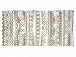 Kitchen rug (plastic) - The Horredmatta Inca (beige)