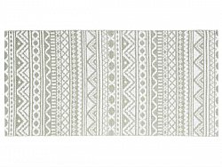 Kitchen rug (plastic) - The Horredmatta Inca (green)