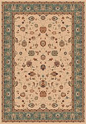 Wilton rug - Angelica (ivory/green)