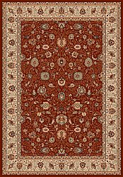 Wilton rug - Angelica (red)