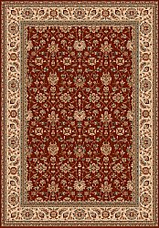 Wilton rug - Caselli (red)