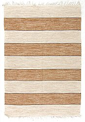 Rug 160 x 230 cm (cotton) - Julia (beige)