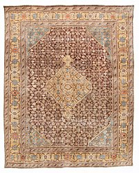 Persian rug Colored Vintage 295 x 228 cm