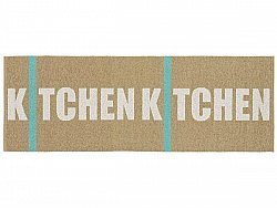 Plastic Mats - The Horredmatta Kitchen (beige)