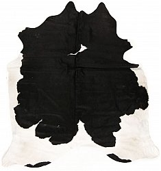 Cowhide - black and white 55