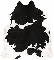 Cowhide - black and white 72