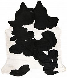 Cowhide - black and white 74