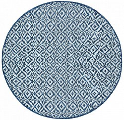 Round rugs - Koster (blue)