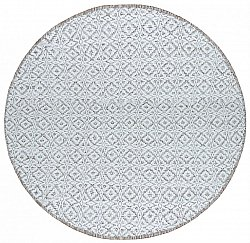 Round rugs - Koster (grey)