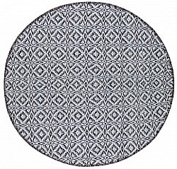 Round rugs - Koster (black)