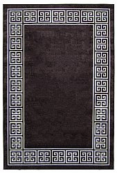Wilton rug - Kuba (black/white)