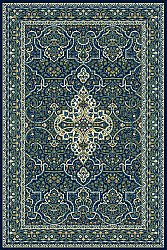 Wilton rug - Laurus (blue)