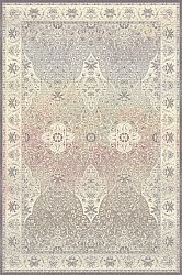 Wool rug - Leah (grey)