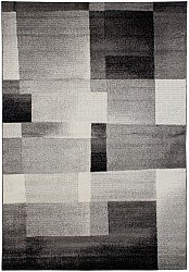 Wilton rug - Leeds Square (black)