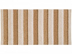 Kitchen rug (plastic/cotton) - The Horredmatta Liv Mix (beige)