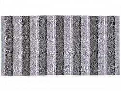 Kitchen rug (plastic/cotton) - The Horredmatta Liv Mix (grey)