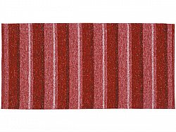 Kitchen rug (plastic/cotton) - The Horredmatta Liv Mix (red)