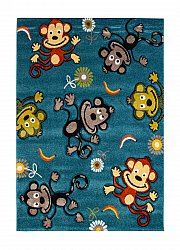 Childrens rugs - London Monkey