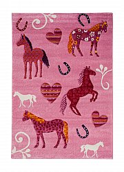 Childrens rugs - London Horse
