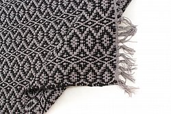 Rag rugs - Lykke (grey/grey-black)