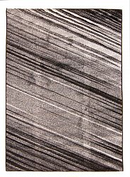 Rug 133 x 190 cm (wilton) - Mojave (grey/black/white)